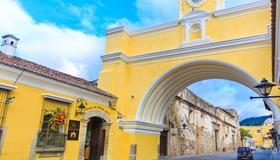 Hotel Convento Santa Catalina - Antigua Guatemala - Gebäude