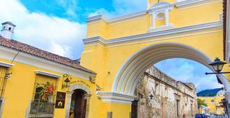 Hotel Convento Santa Catalina - Antigua - Building