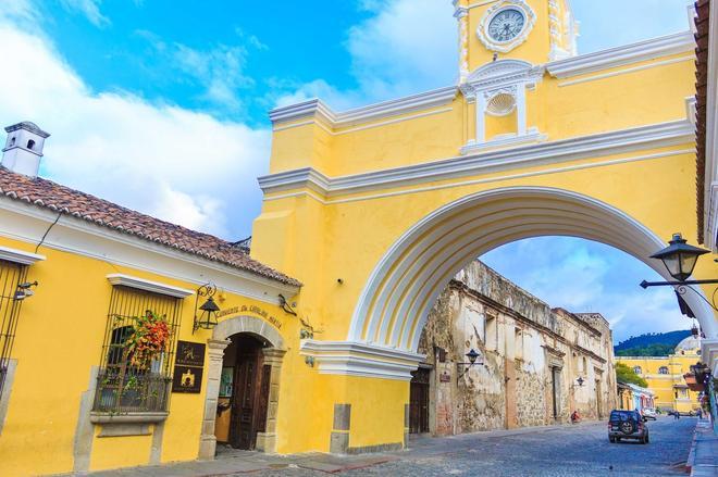 Hotel Convento Santa Catalina - Antigua Guatemala - Edificio