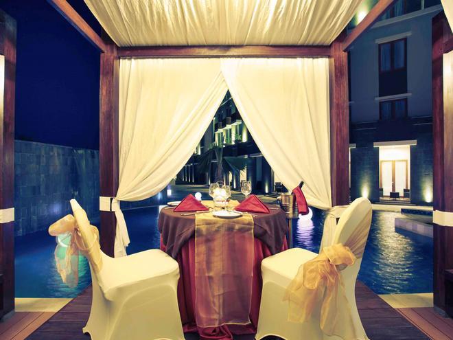 峇里島努沙杜亞美居酒店 - 努沙杜瓦 - 烏魯瓦圖 - 宴會廳