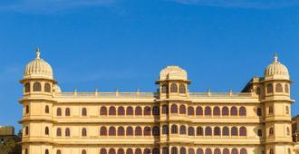 Taj Fateh Prakash Palace - Udaipur - Edificio
