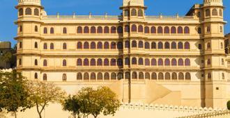 Fateh Prakash Palace - Udaipur - Edificio