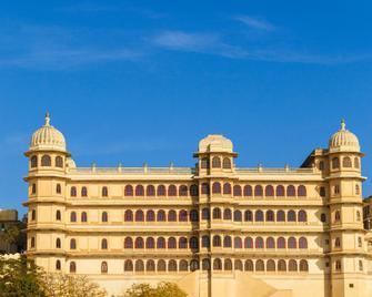 Taj Fateh Prakash Palace - Udaipur - Building