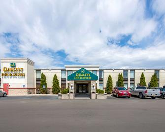 Quality Inn & Suites - Mansfield - Building