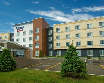 Fairfield Inn & Suites Jamestown - Jamestown - Building