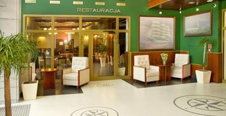 Hotel Admiral - Γκντανσκ - Σαλόνι ξενοδοχείου