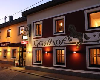 Tinschert Hotel-Restaurant-Partyservice - Perg - Gebäude
