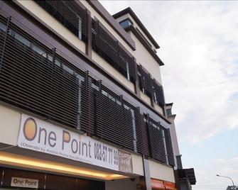One Point Hotel - Rh Plaza - Kuching - Edificio