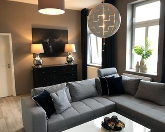 Bahnhofstrasse 25 - Cloppenburg - Living room