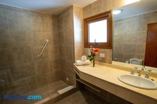 Costa Brava Apart Hotel - San Carlos de Bariloche - Bathroom