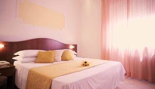 Hotel Grifone - Perugia - Κρεβατοκάμαρα