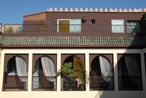 Riad Dar Nejma - Marrakesh - Toà nhà