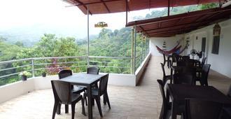 Hostal Alto de la Montaña - Minca - Balcony