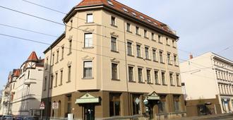 Hotel de Saxe - Leipzig - Toà nhà