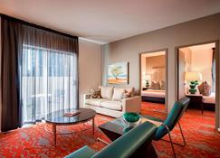 Miller Apartments Adelaide - Adelaide - Wohnzimmer