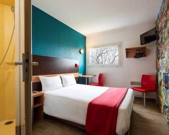 hotelF1 Nemours - Nemours - Schlafzimmer