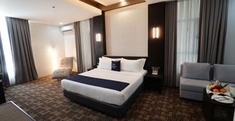 Mezzo Hotel - Cebu City - Bedroom