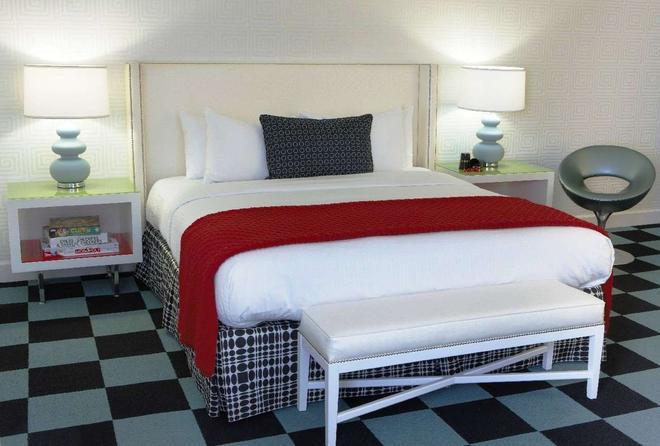 Americania Hotel - San Francisco - Makuuhuone