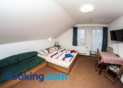Pension 220 - Family Apartments in Vrchlabi, Giant Mountains - Hohenelbe - Schlafzimmer