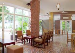 Skyline Boutique Hotel - Πνομ Πενχ - Εστιατόριο