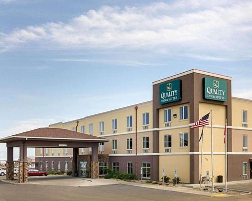 品質套房酒店 - 米諾 - 邁諾特 - 建築