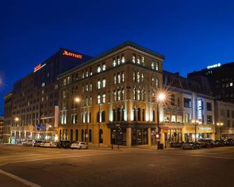 Marriott Milwaukee Downtown - Milwaukee - Building