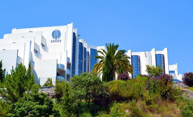 Montebelo Viseu Congress Hotel - Viseu - Κτίριο