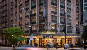 The Paramount Hotel - Seattle - Building