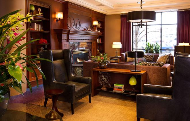 The Paramount Hotel - Seattle - Lounge