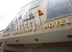 Palau Amazonas Hotel - Iquitos - Edificio
