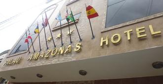 Palau Amazonas Hotel - Iquitos - Gebäude