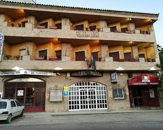 Hotel Restaurante Limas - Cazorla - Building