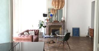 Chambre d'hôtes Liberté - Marseille - Living room