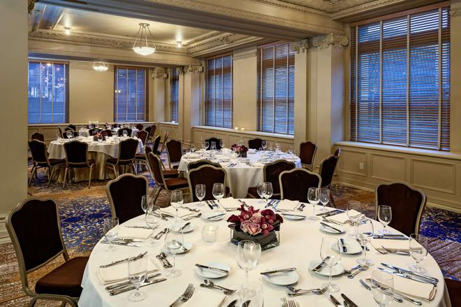 The Arctic Club Seattle - a DoubleTree by Hilton - Seattle - Banquet hall