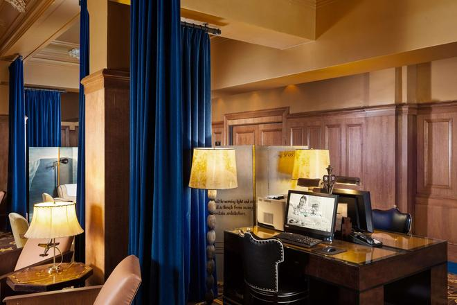 The Arctic Club Seattle - a DoubleTree by Hilton - Seattle - Business centre