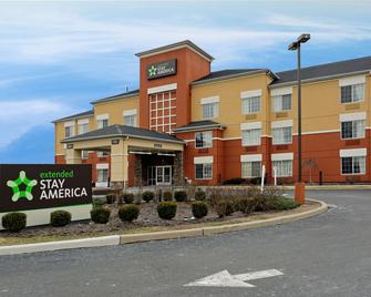 Extended Stay America - Meadowlands - East Rutherford - Іст-Резерфорд - Building