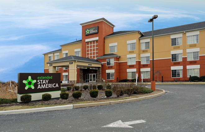 Extended Stay America - Meadowlands - East Rutherford - East Rutherford - Edificio