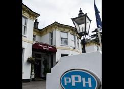Preston Park Hotel - Brighton - Lobby