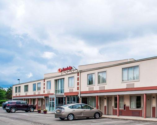 Econo Lodge Elmira-Corning - Elmira - Building