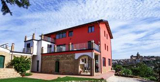 La Casa Rossa Country House - Piazza Armerina - Edificio