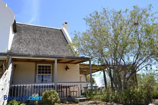 Aloe Guest House - Prince Albert - Building