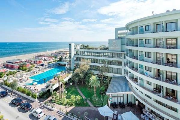 Hotel Le Palme - Premier Resort - Cervia - Rakennus