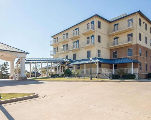 土爾沙市中心西部品質酒店 - 土爾沙 - 圖爾薩 - 建築