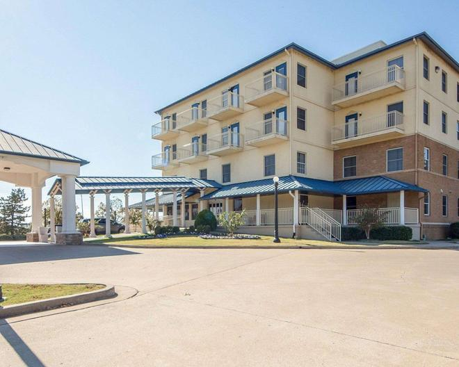 Quality Inn Tulsa-Downtown West - Талса - Здание