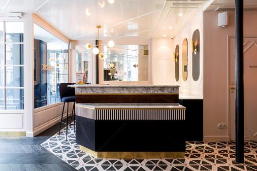 Hotel Panache - Παρίσι - Ρεσεψιόν
