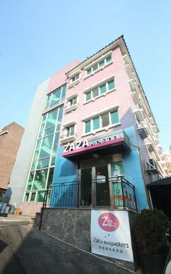 Zaza Backpackers - Seoul - Building
