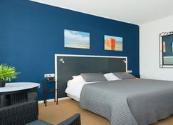 Fletcher Strandhotel Renesse - Renesse - Schlafzimmer