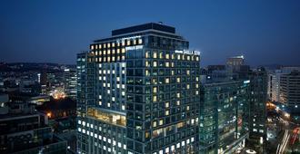 Shilla Stay Gwanghwamun - Seúl - Edificio
