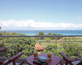 The Beach House - Afytos - Outdoor view