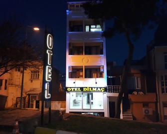 Dilmac Hotel - Gelibolu - Gebouw